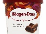Haagen-Dazs Belgian Chocolate