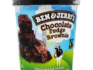 Ben & Jerrys's Choc Fudge Brownie