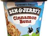 Ben & Jerrys's Cinnamon Buns