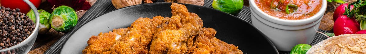 Soczyste kurczaki w chrupiącej panierce