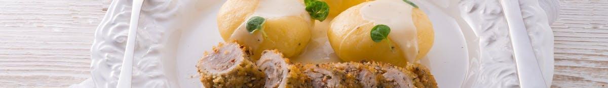 Dania mięsne i rybne
