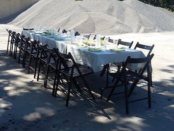 Podejmujemy się też niestandardowych wyzwań - catering na imprezę pracowniczą