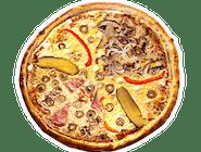 35. 4 YOU (4 wybrane rodzaje pizzy w jednym placku - wpisz w uwagach nr pizz)