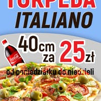 TORPEDA ITALIANO 40 cm za 25 zł