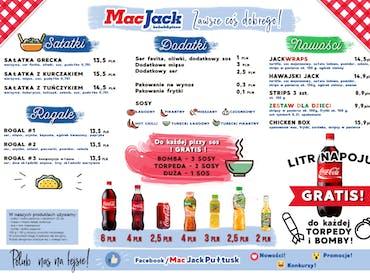 7fc83118 Mac Jack Ciechanów - OFICJALNA STRONA - Zamów online z dostawą!