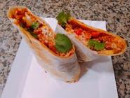 Burrito z ryżem