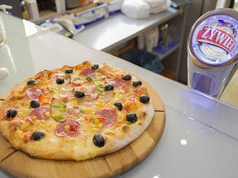 Gorąca Pizza i Zimny Żywiec