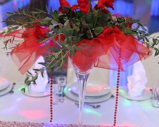 Róże weselne
