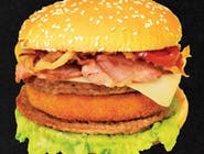 13. GRIZZLY BURGER