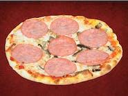 Pizza Salami e Funghi