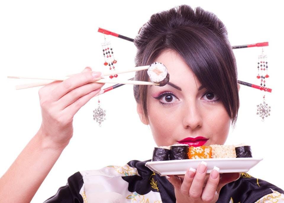 aplikacja mobilna sushi king!