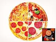 21.) Pizza ˝podľa seba˝