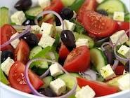 2.) Grécky šalát
