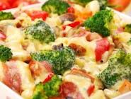 2.) Brokolicové cestoviny