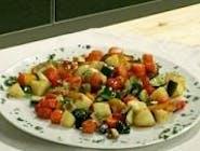 Dusená zelenina na masle 150g