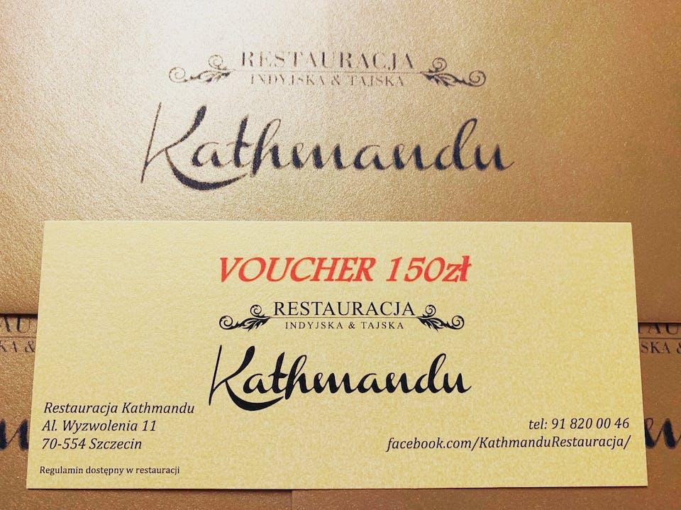 zaproszenie do Restauracji Kathmandu w Szczecinie