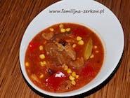 Gulaszowa na wołowinie z papryczką