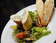 Fit kurczaka z serem feta i ziołami