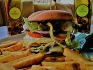 Burger Kurczak