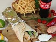 Alibaba Kebab Menu Dürüm (1,6,7)