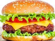 Cheese beef burger (1,3,6,7,10,11)