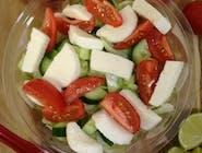 Mozzarella šalát (7)