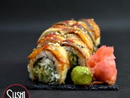 Unagi fusion roll(54)