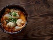Kimchi z kurczakiem