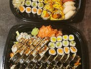 FAMILY SUSHI SET 113 SZT