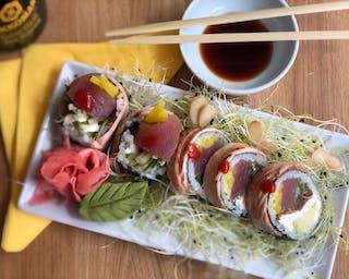 Fugu Sushi - Futomaki Gold