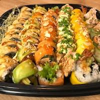 Sobota z Fusion Sushi Set
