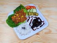 Jackfruit Plate BBQ