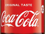 Coca cola 0.85l- duża :)