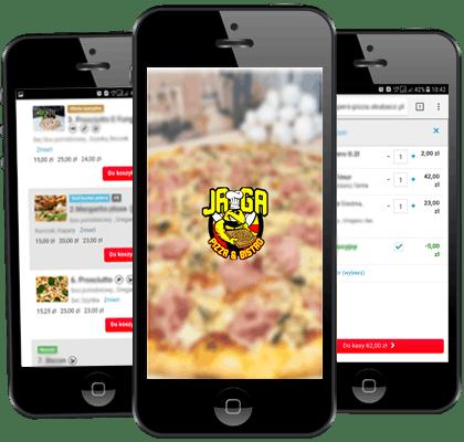 Pizza na telefon bez konieczności dzwonienia