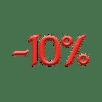 -10% na wszystko w każdy poniedziałek