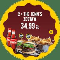2 x Zestaw The Jenn's  za 34,99 zł