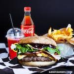 "Polish Burger ""Góral"" Burger  Zestaw"