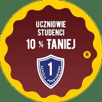 10 % taniej, Uczniowie i Studenci