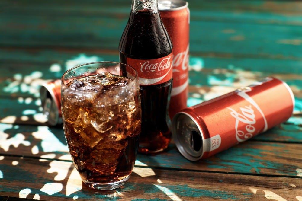 Napoje Coca - Cola