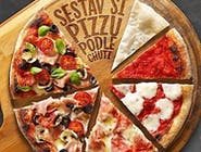 007. JÁ PIZZAŘ - Sestav si svojí pizzu 5 druhů surovin dle vlastního výběru