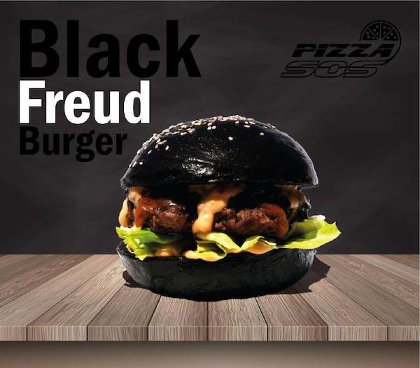 BLACK FREUD BURGER