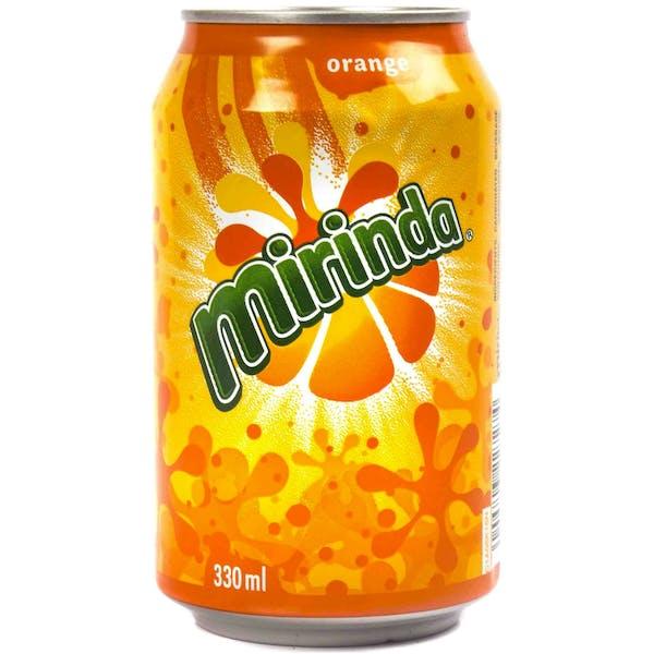 MIRINDA 0.33L PLECH