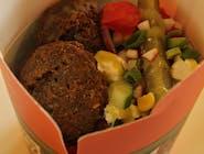 Falafel box