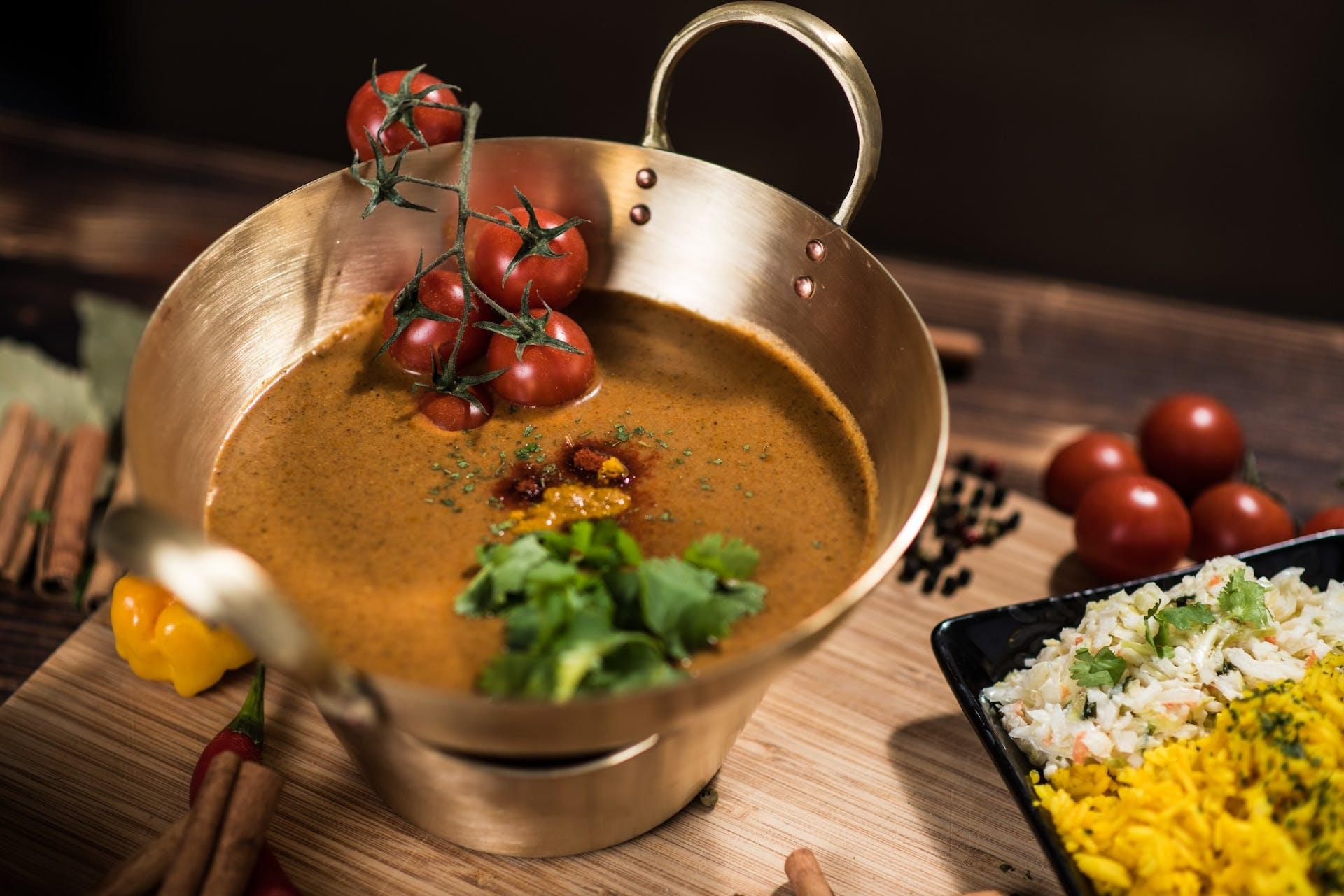 Restauracja Indyjska Wrocław Kuchnia Azjatycka W Monster Cook