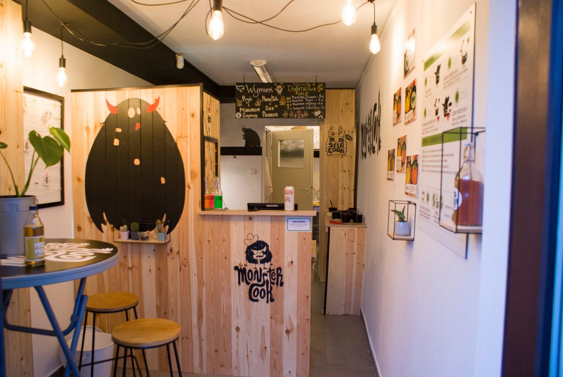 Restauracja Indyjska Wroclaw Kuchnia Azjatycka W Monster Cook