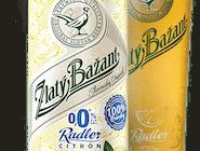 Zlatý bažant radler citrón 0,0%
