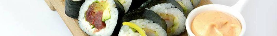 Sushi - Futomaki 6 szt.