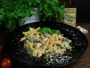 PENNE SPINACI