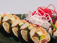 Sashimi maki