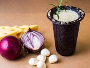Zupa Serowo-cebułowa